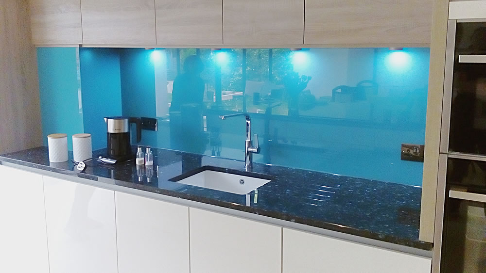 Kingston Glass Splashbacks